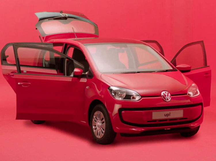 VW UP! – MAKE AN ENTRANCE