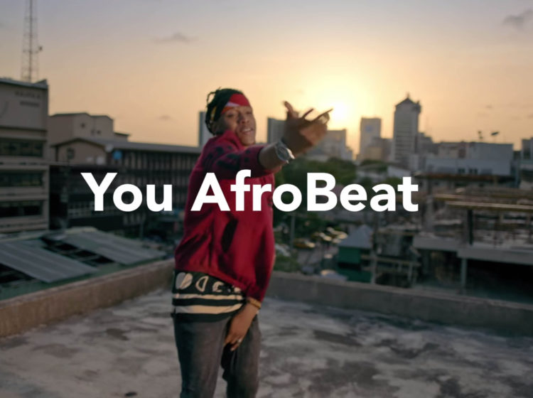 YouAFROBEAT – FOR EVERY YOU